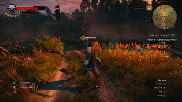 Exploring the open plains of <i>The Witcher 3</i> offers more rewards than just checking off an objective checkbox.