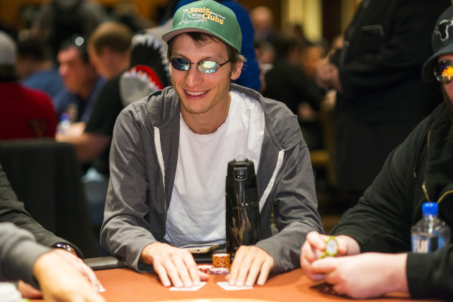 Bryan Micon is also a competitive poker player.