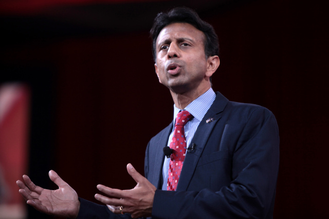 Bobby Jindal is the governor of Louisiana.