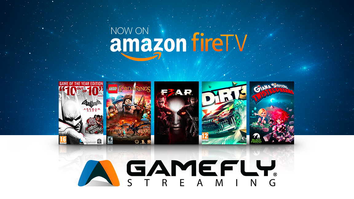 GameFly launches cloud-streaming video game service on