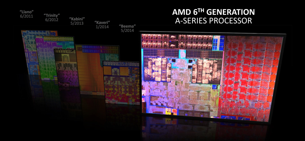 Sixth time lucky: AMD details the Carrizo APU