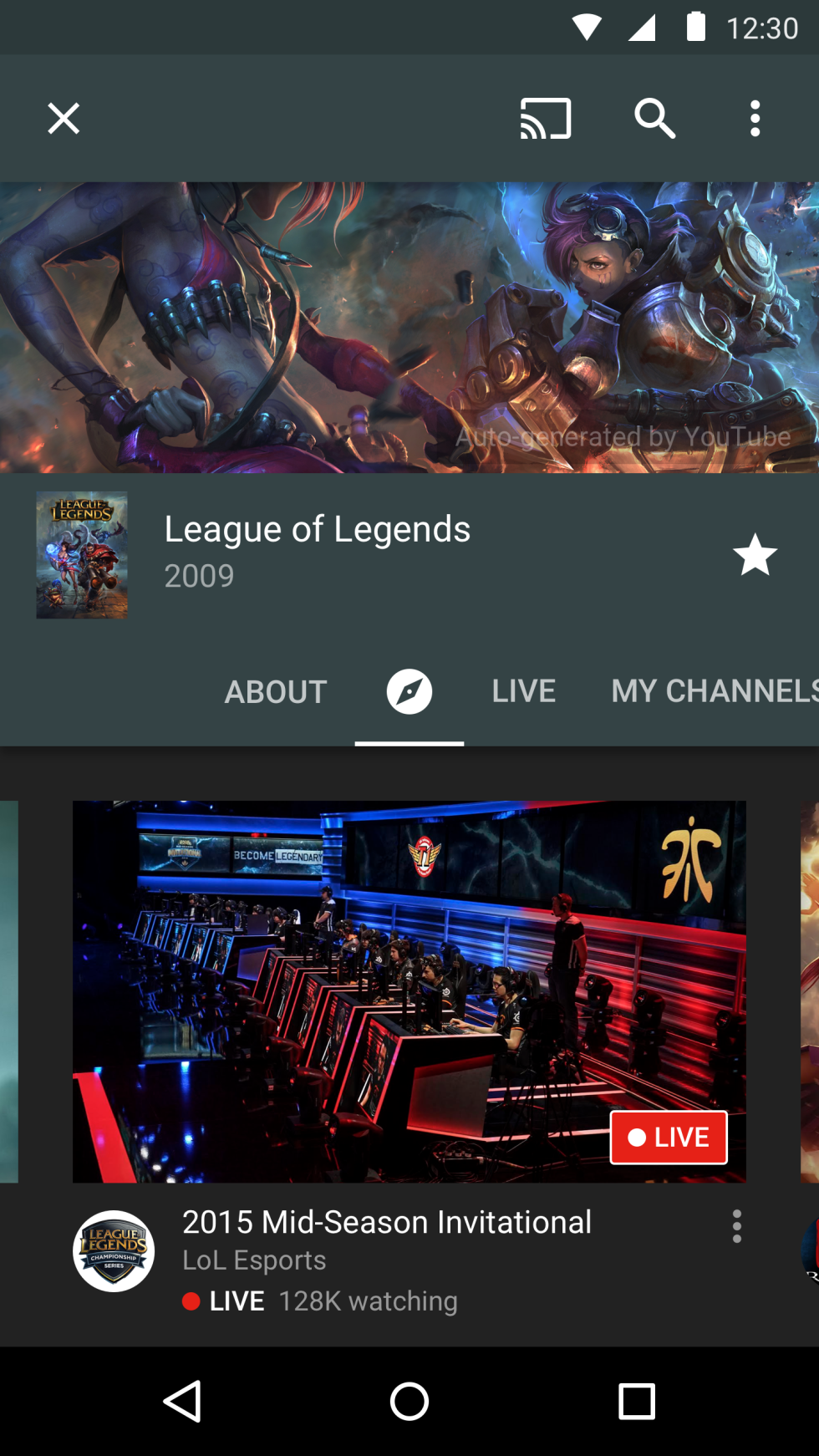 Youtube Gaming L Application Enfin Disponible En France: Look Out, Twitch! YouTube Gaming Is Coming This Summer
