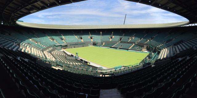 Wimbledon, No.1 Court