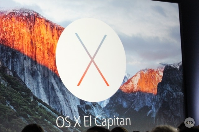 El Capitan, next version of OS X, to arrive this fall