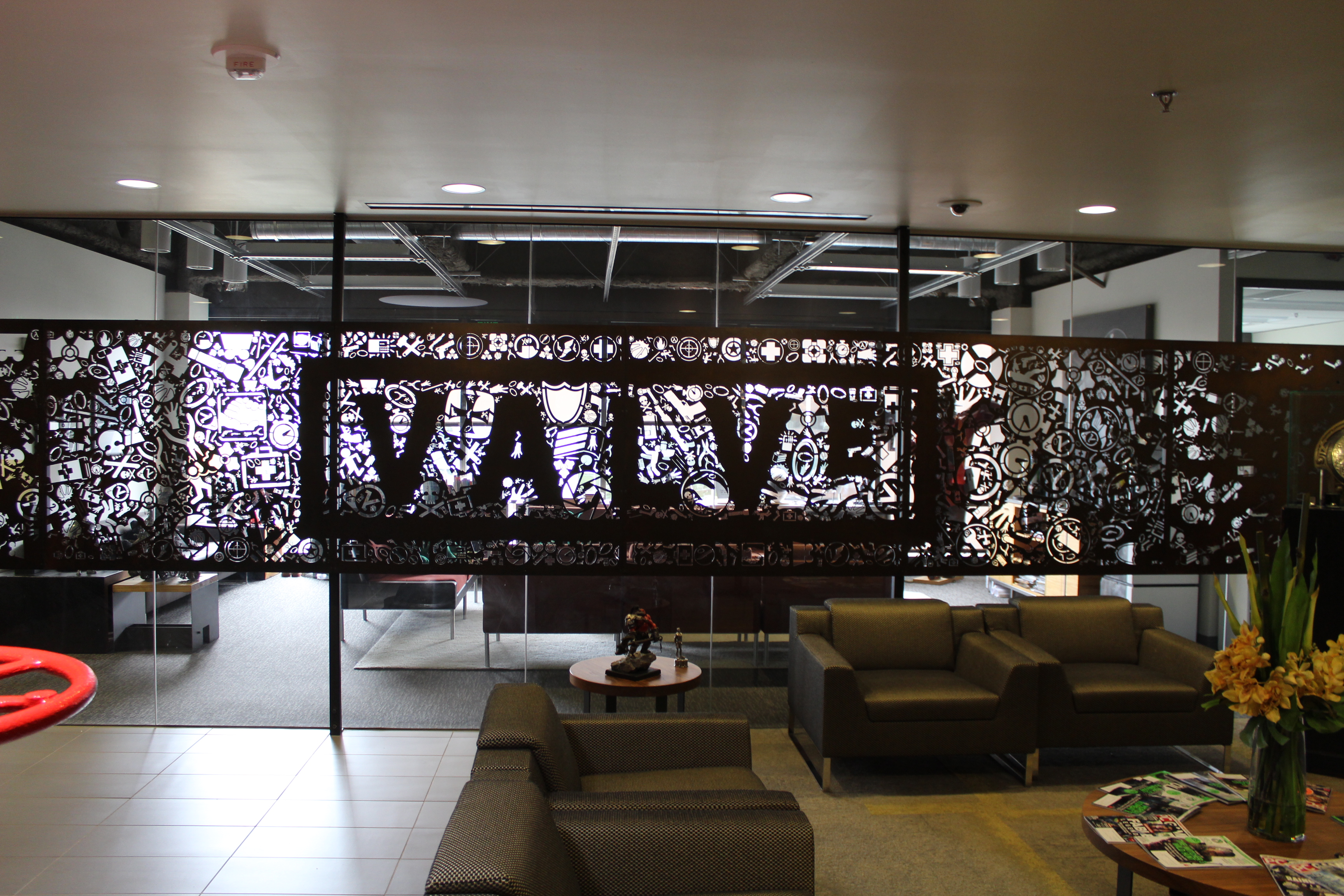 Welcome to Valve Software.