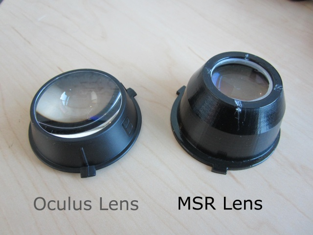 Microsoft claims to have developed superior Oculus Rift lenses