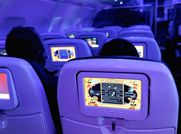 Virgin America upgrades inflight entertainment system with Android, SSDs