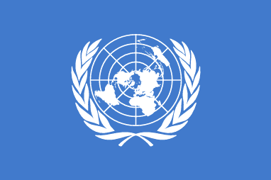 The official UN logo.