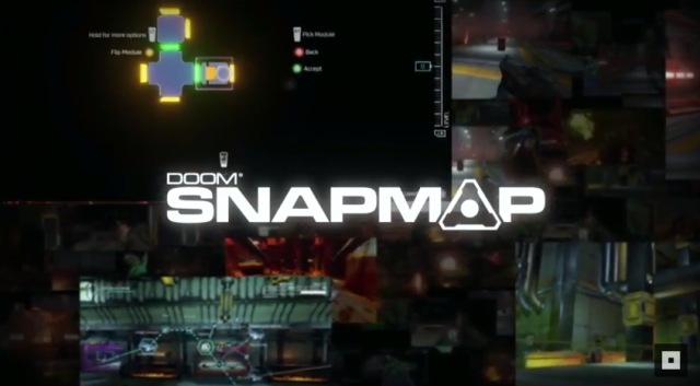 Snapmap looked easy enough to use.