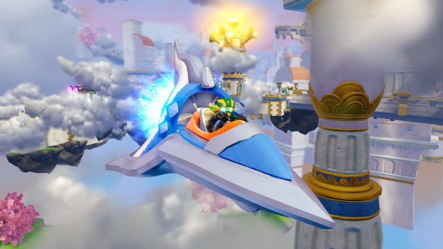 More than just a cash-in: Skylanders Superchargers brings vehicles to hit series