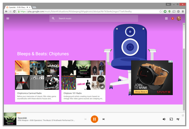 Google Play Music gets ad-supported radio stations in the US | Ars