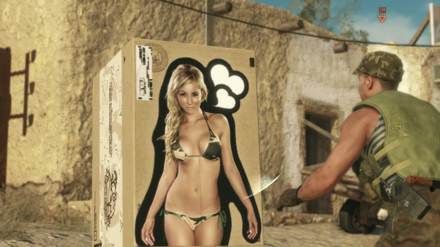 Hands-on with Metal Gear Solid V: Stealth infiltration and
