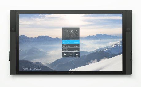 Microsoft's surprise hardware hit: The Surface Hub