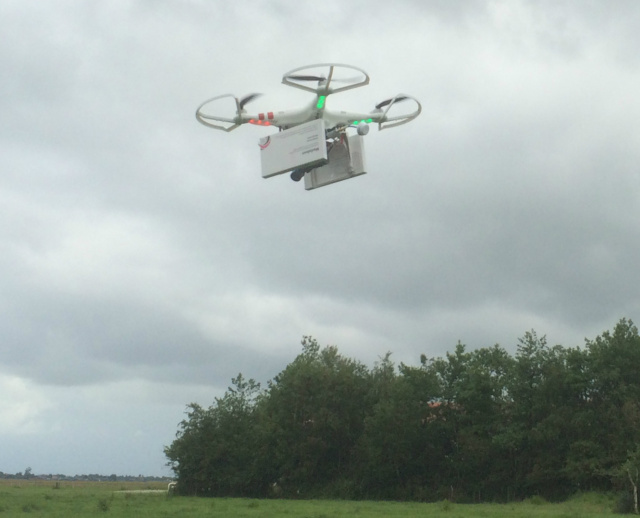 Abortion Drone will deliver at-home abortion pills from Germany to Poland