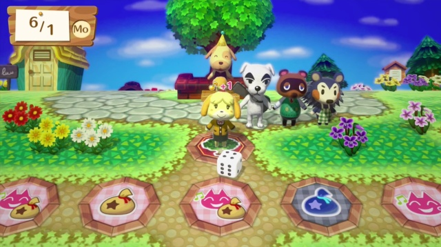 <em>Animal Crossing</em> meets <em>Mario Party</em>.