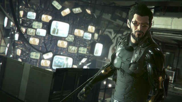 Deus Ex: Mankind Divided is beautiful, brutal, and seriously ambitious