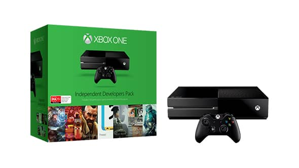 Xbox One Independent Developers Pack shows up in Australia, disappoints all