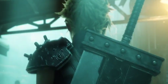 Remember how you felt when you first saw <i>Final Fantasy VII</i>? The game industry hopes you can feel that way again with the upcoming release of... <i>Final Fantasy VII</i>.