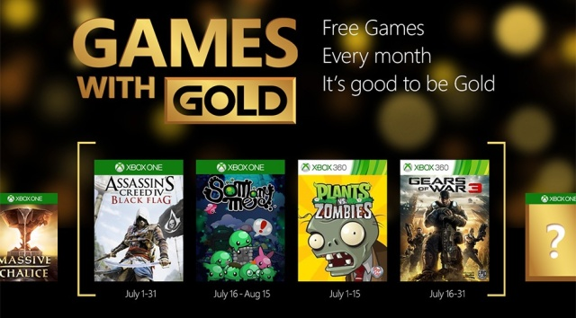 PSA: Xbox Live Gold now comes with two new Xbox One games every month