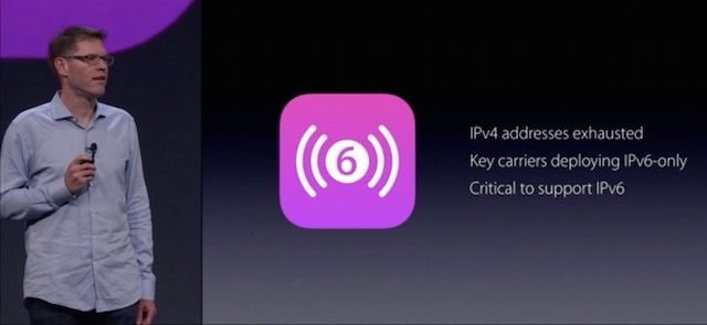Apple to iOS devs: IPv6-only cell service is coming soon, get your apps ready