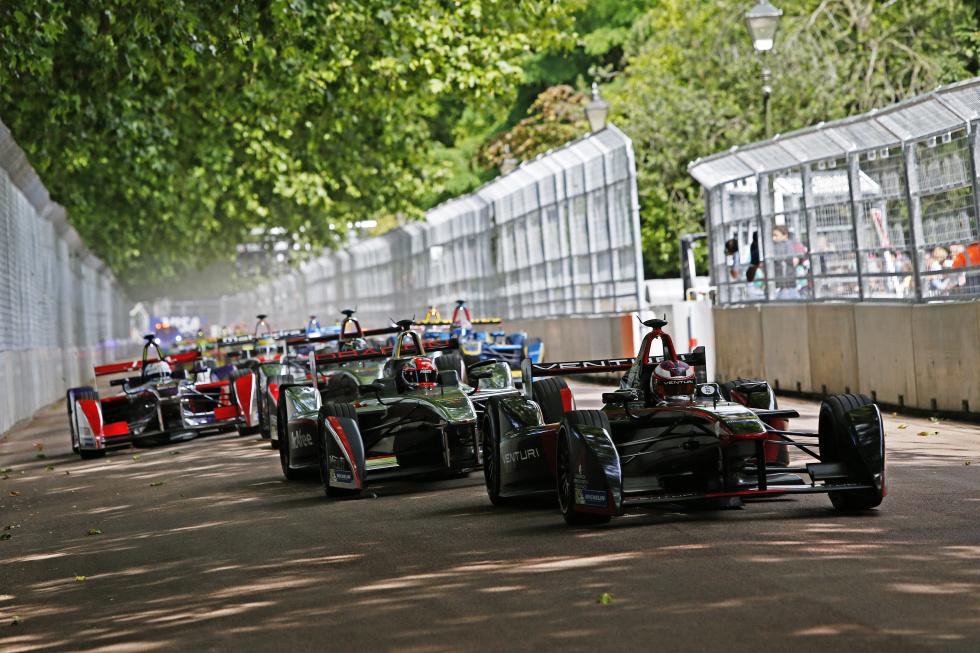 Formula E's dramatic conclusion in London
