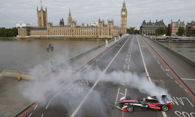 Formula E arrives in London this weekend at inaugural Battersea ePrix