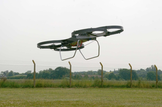 US Army picks up UK-made hoverbike for troop transport, surveillance