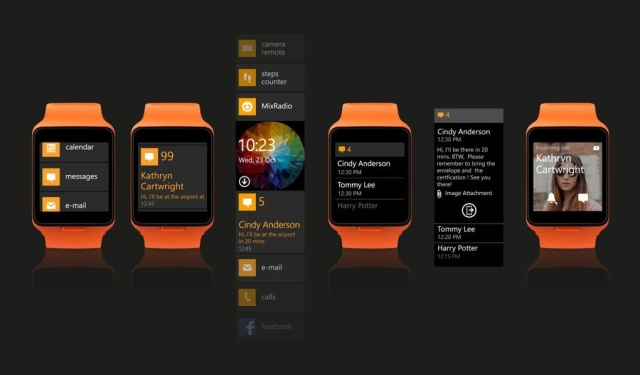 Microsoft killed Nokia's Moonraker smartwatch after its takeover of Nokia; Moonraker looked similar to Microsoft's own Band