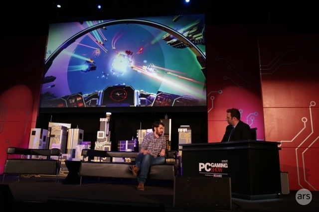 Sean Murray assures us that <i>No Man's Sky</i> is real, despite operating at an unreal scale.