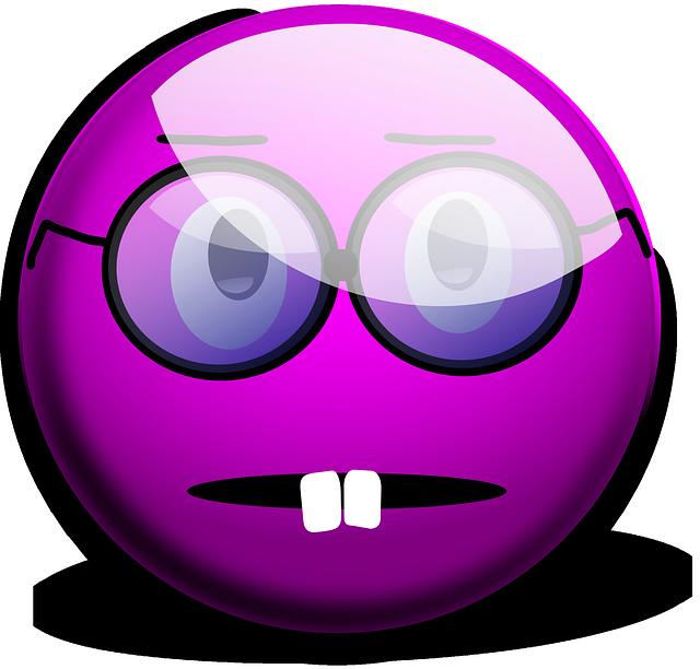 "Meet ""Nerd Face,"" one of Unicode 8.0's new emoji."