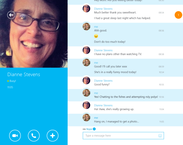 Prepare to say goodbye to the modern Skype app.