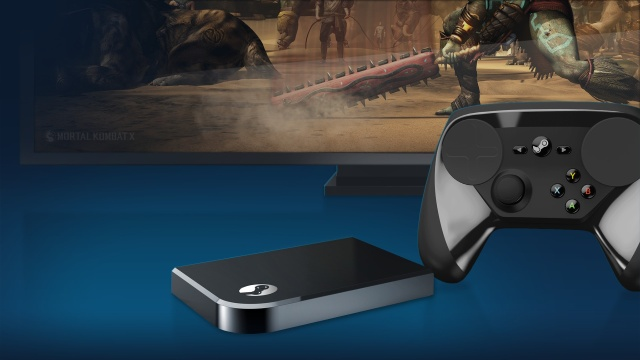 First Steam Machines, Steam Link, Controller hit stores November 10