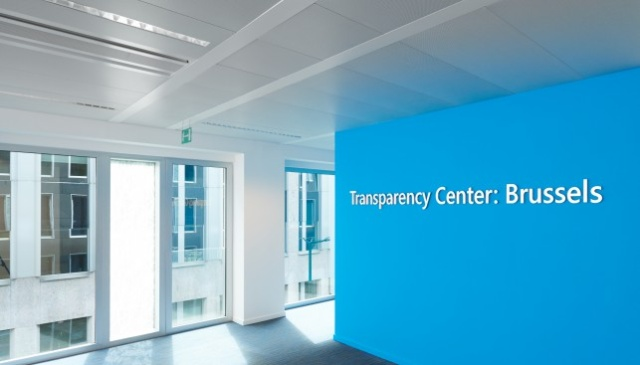 "Microsoft opens EU ""Transparency Centre"" to allay fears over NSA backdoors"