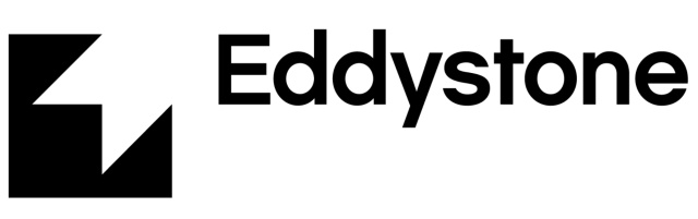 This is the Eddystone logo. It sure doesn't look very Googley.