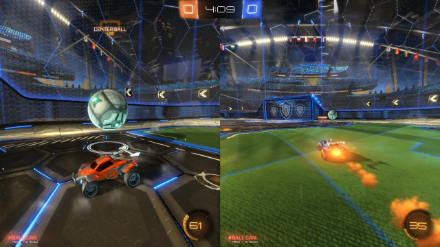Rocket League review: Soccer meets cars in 2015's most