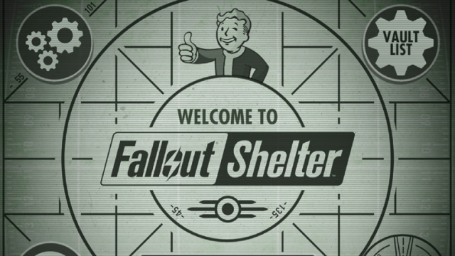 Bethesda's free-to-play Fallout Shelter makes £3.2 million in just two weeks
