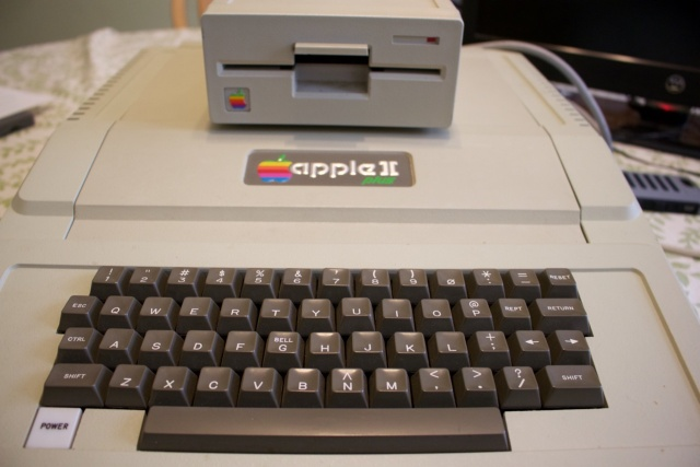 "We <a href=""https://arstechnica.com/information-technology/2015/07/i-pulled-an-apple-ii-plus-out-of-my-parents-attic-now-what/"">came home with an Apple II Plus</a> recently and obviously missed its true calling—BBS resurrection."