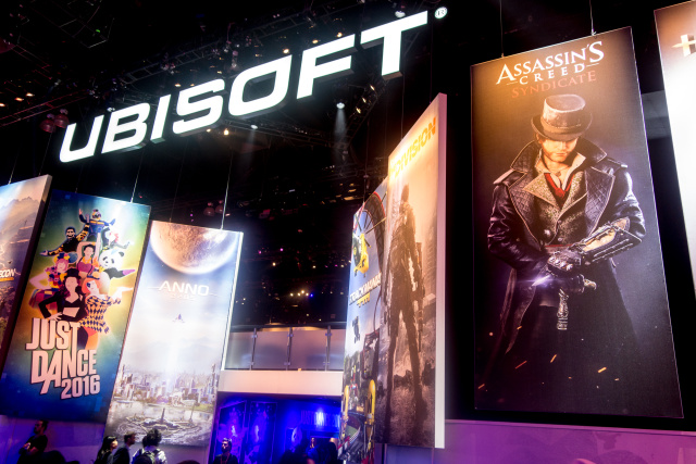 Ubisoft selling twice as many games on PS4 as on Xbox One