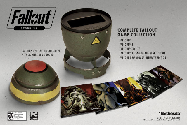 "Fallout Anthology launching on September 29 in ""mini-nuke"" case"