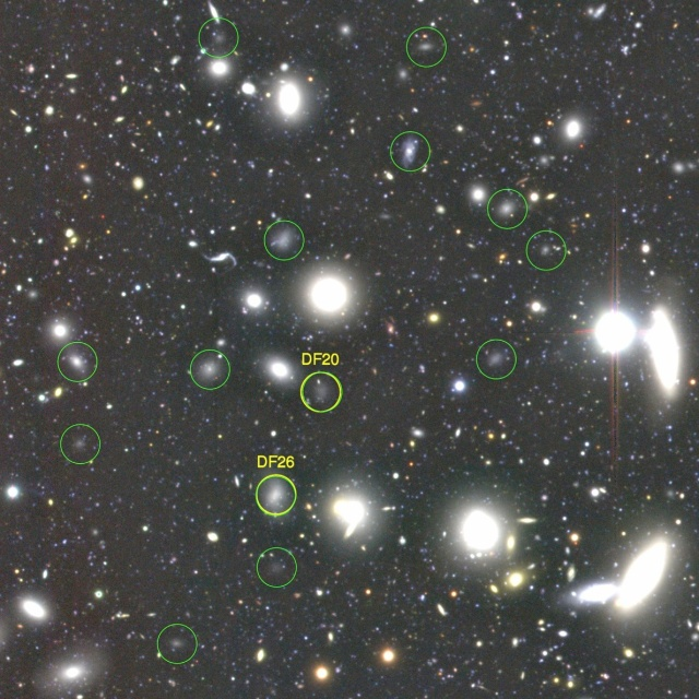 "Huge population of ""Ultra-Dark Galaxies"" discovered"