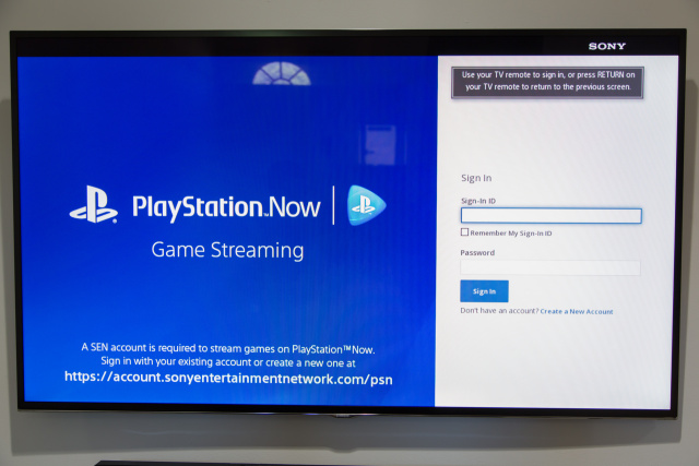 PlayStation Now turned my awful Samsung Smart TV into a fun gaming