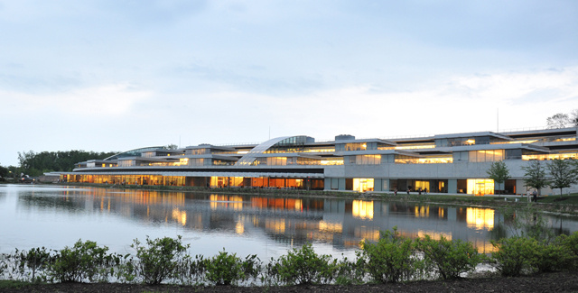 HHMI's Janelia Research Campus.