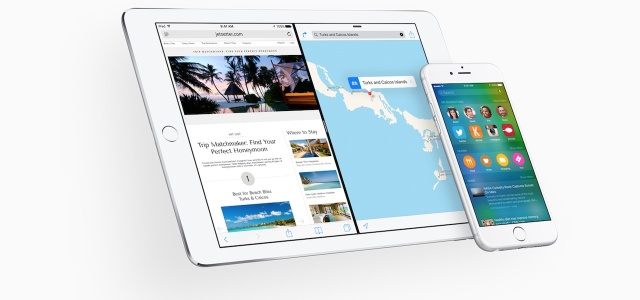 The iOS 9 public beta is here.