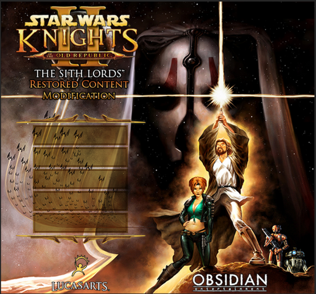 The mod to end all <em>KOTOR II</em> mods is now officially available within the Steam Workshop—and accessible to Linux and OS X players, to boot.