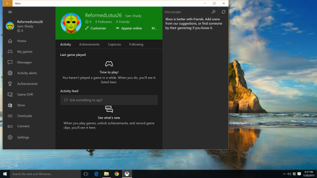 Xbox on Windows 10: What it is, what it isn't, and what's