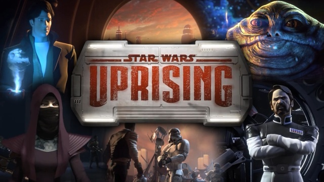 New Star Wars: Uprising game with Diablo-like gameplay actually looks good