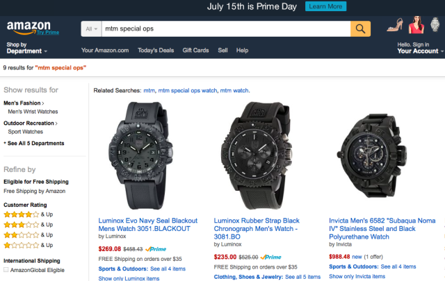 Confused? In a revived lawsuit against Amazon, search results will be on trial.