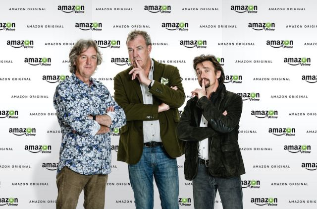 Amazon beats Netflix to sign ex-Top Gear talent for new motoring show