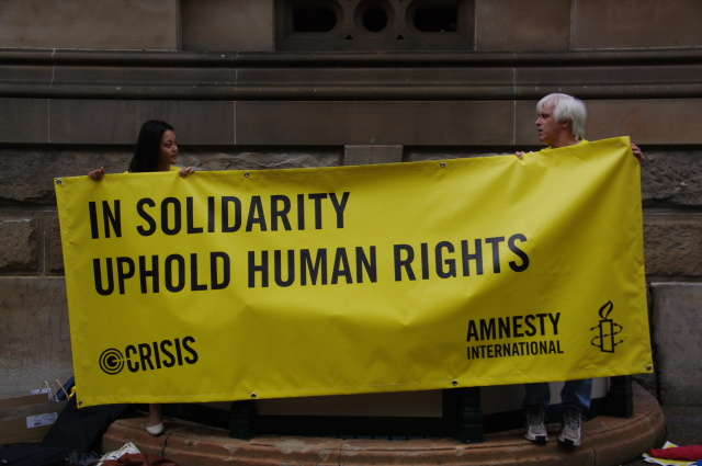 GCHQ did spy on Amnesty International, secret tribunal admits
