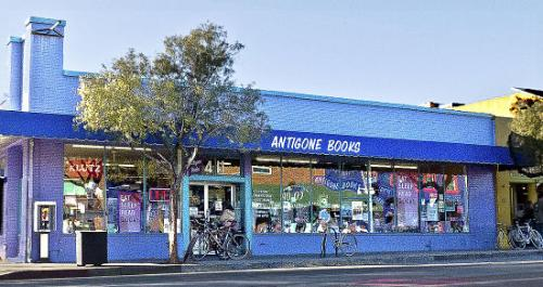 "Antigone Books, a bookstore in Tucson that advertises itself as ""100% solar-powered,"" was a named plaintiff in the lawsuit against Arizona's revenge porn law."